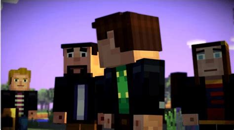 minecraft story mode guide episode  part
