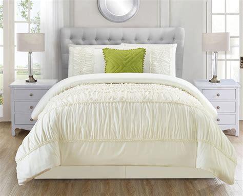 ivory comforter set 5 jervis ivory comforter set