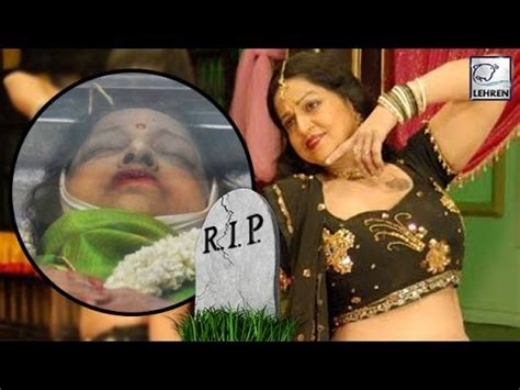actress lakshmi funeral veteran actress jyothi lakshmi died youtube