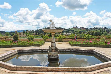 Ingresso Boboli - giardino di boboli scorci e panorami di firenze geco