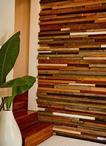 Décoration Murale En Bois : une d coration en bois pour le mur ~ Dailycaller-alerts.com Idées de Décoration