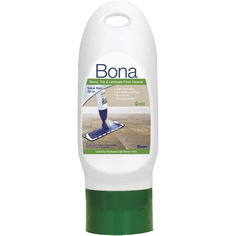 bona laminate floor cleaner bona stone tile laminate floor cleaner refill