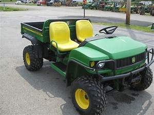 2005 John Deere Hpx Atv U0026 39 S And Gators