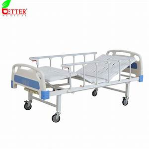 China 2 Function Fowler Bed  Hospital Bed  2 Cranks Patient