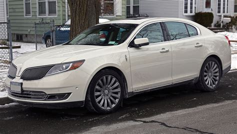 file lincoln mks awd facelift front viewjpg