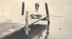 The Art of Cane Pole Fishing