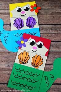 Whimsical, Mermaid, Crafts
