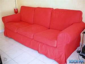 canape lit ikea ektorp maison et mobilier d39interieur With ikea canapé lit ektorp