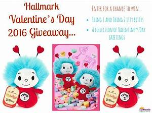 Hallmark Valentine's Day 2016 Prize Pack Giveaway ...
