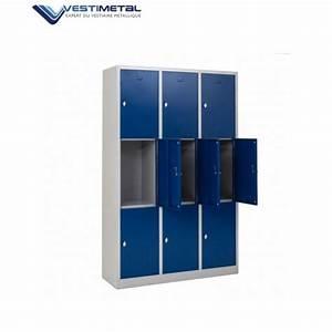 Casier De Vestiaire : vestiaires multicases casier vestiaire vestimetal ~ Edinachiropracticcenter.com Idées de Décoration