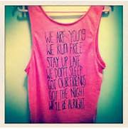 cool shirts on Tumblr ...