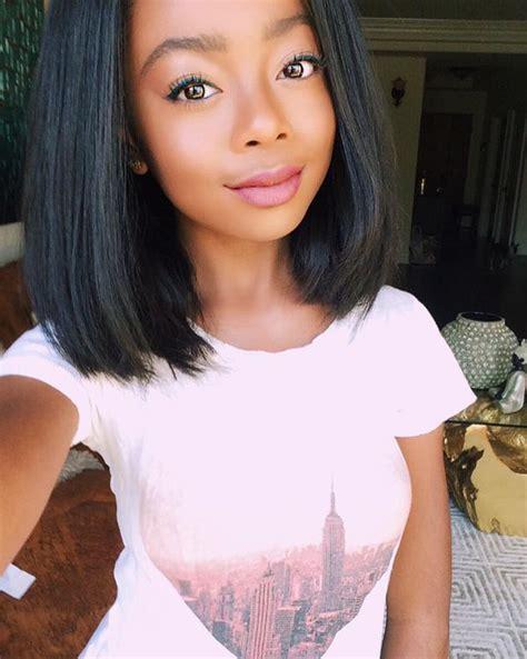 Skai Jackson Talks Twitter, Bullying and Self Confidence