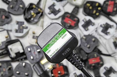 pat testing certificate  quotation uk safety