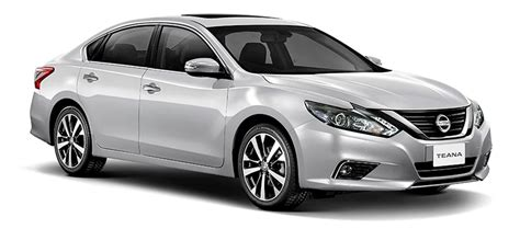 Nissan Teana Picture by New Nissan Teana Facelift Launched In Thailand Added
