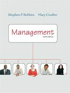 Robbins  U0026 Coulter  Management