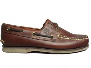 Size 14 Boat Shoes by Timberland Classic 2 Eye Boat N17 Brown Mens Shoes Size