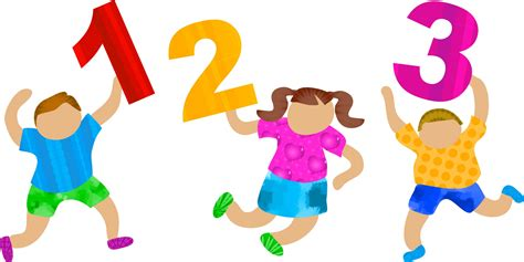 Counting Kids Free Stock Photo  Public Domain Pictures