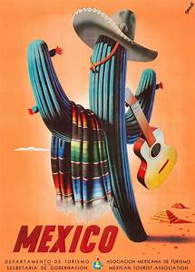 The Columbian Exchange Take Home A Little Bit Of Mexico With Vintage Travel Postcards