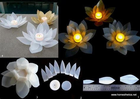 beautiful  simple diy candle holders projects