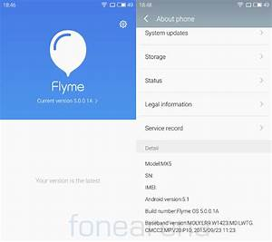 Meizu MX5 Flyme OS 5.0 update starts rolling out