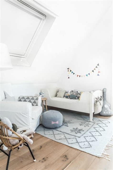 chambre en blanc 80 astuces pour bien marier les couleurs dans une chambre