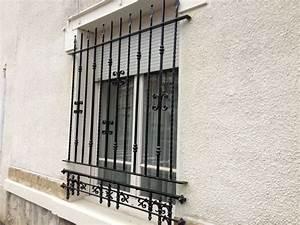 Grille De Defense Pour Fenetre : grille protection porte fenetre id es de ~ Dailycaller-alerts.com Idées de Décoration