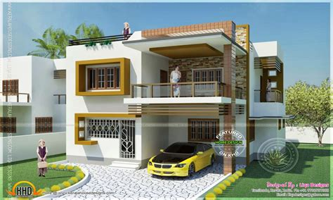 one craftsman style home plans chennai tamil nadu house design two storied house plans