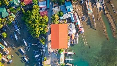 Aerial Roofs 1080p Coast Fhd Hdtv