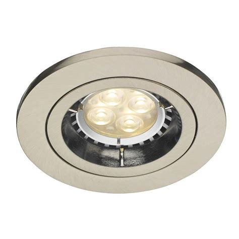 apache insulated recessed light for led or low