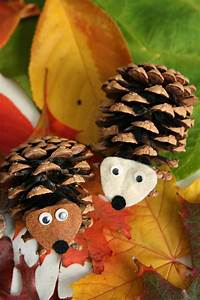 40, Creative, Diy, Pinecone, Craft, Projects, For, Kids