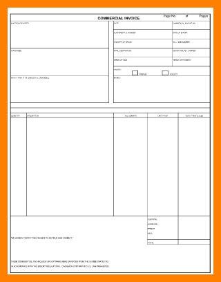 generic invoice  short paid invoice