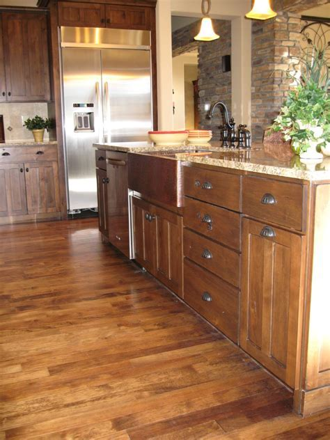 Sumptuous apron sinks Decorating ideas for Kitchen