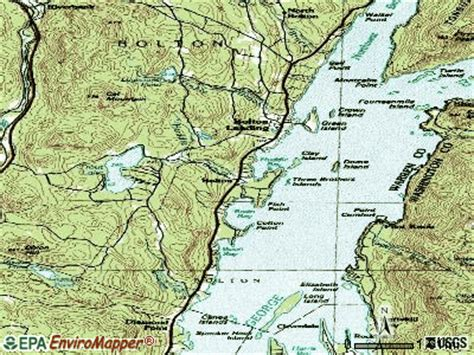 bolton  york ny  profile population maps