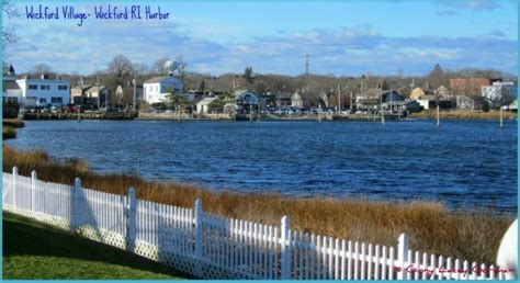 wickford village ri north kingstown rhode island real estate