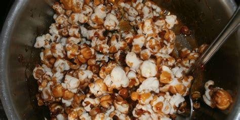 jeux de cuisine dessert recette pop corn caramélisé au chocolat facile jeux 2