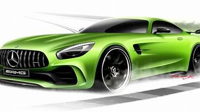 Amg Mercedes Gt Desktop Wallpapers Widescreen Mobile
