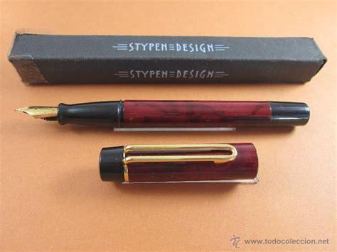 Aª Pluma Estilografica-stypen Design-marmolados