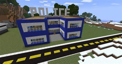 Politiebureau Minecraft by Minecraft Gas Station Ideas For A Zombie World