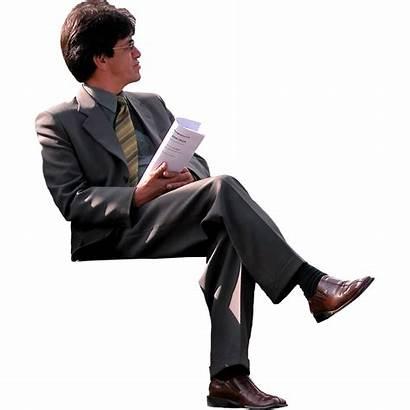 Bench Businessman Park Entourage License Sitting Morguefile