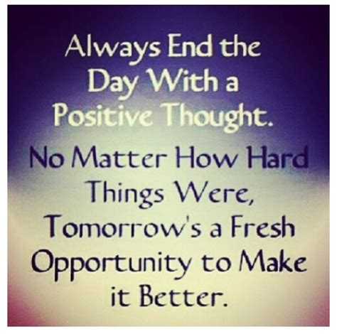 Tomorrow Is A New Day Quotes
