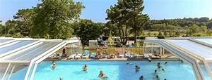 camping le conleau vannes 56 morbihan bretagne With superior camping avec piscine couverte morbihan 6 camping 4 etoiles le conleau vannes morbihan 56 bretagne