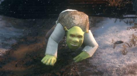 replaced  chained ogre  sekiro  shrek