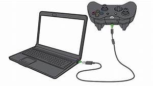How To Connect An Xbox One Wireless Controller To A