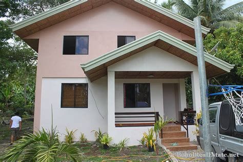 Cheap House For Sale In Dauis, Panglao, Bohol Near Beach