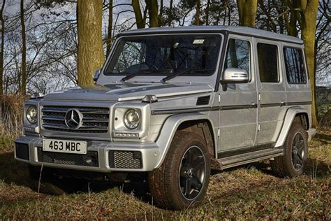 More listings are added daily. Mercedes-Benz G-Class Estate (from 2012) used prices | Parkers