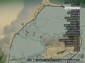 GTA 5 Bigfoot Mission Location