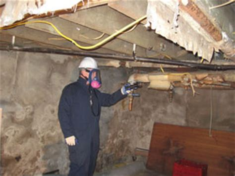 asbestos   highly hazardous material