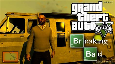 gta  breaking bad easter egg tribute youtube