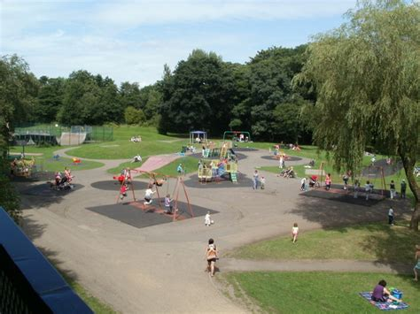 Cwmbran Boating Lake by Children S Play Area Cwmbran Boating 169 Jaggery Cc By