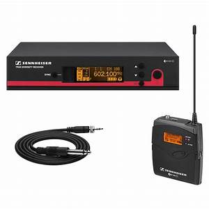 Sennheiser Ew 172 G3 Wireless Bodypack System